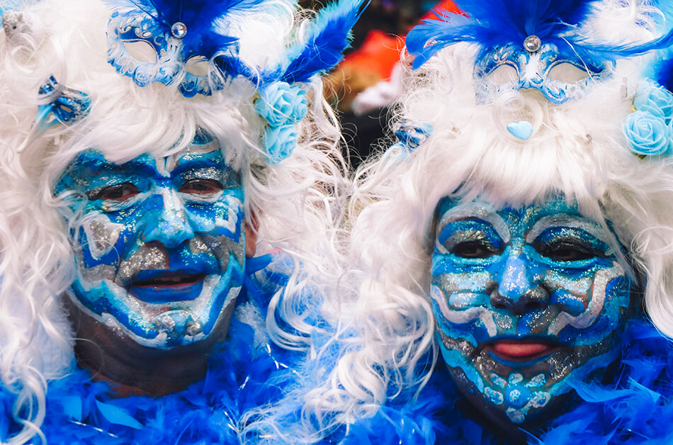 Celebrating carnival off the beaten path in Maastricht, the Netherlands