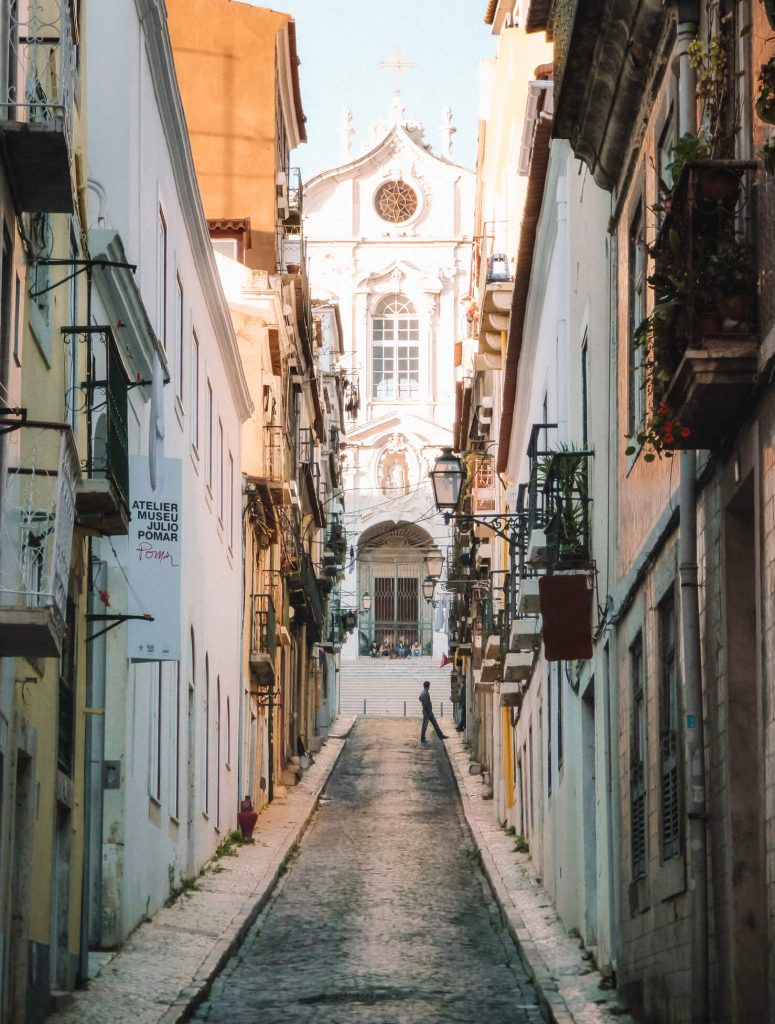 Wandering through the alleyways is one of the top things to do in Lisbon in 48 hours
