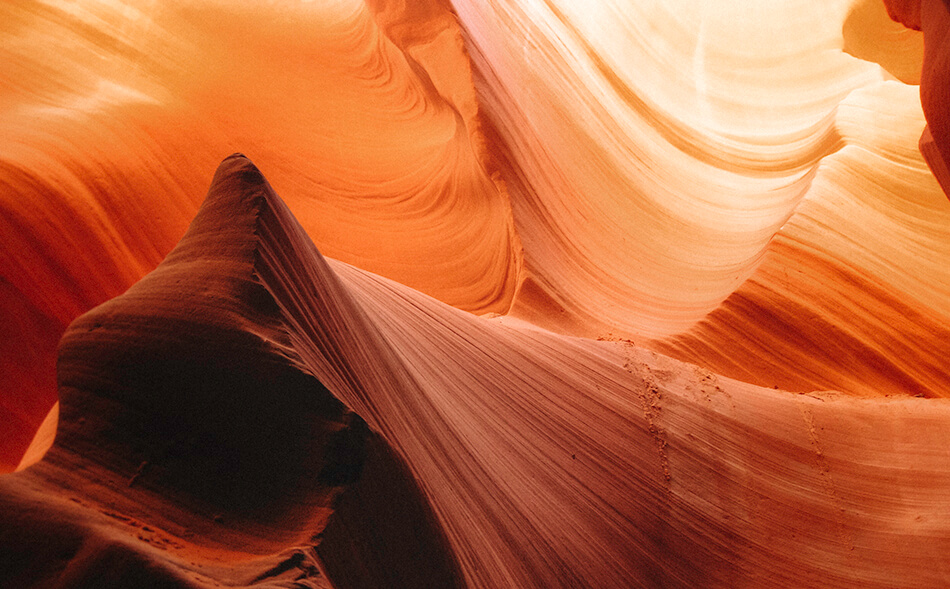 A photo diary through Lower Antelope Canyon