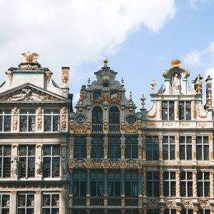 La Grande Place in Brussels, Belgium