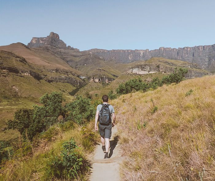 How to hike the Tugela Gorge in South-Africa