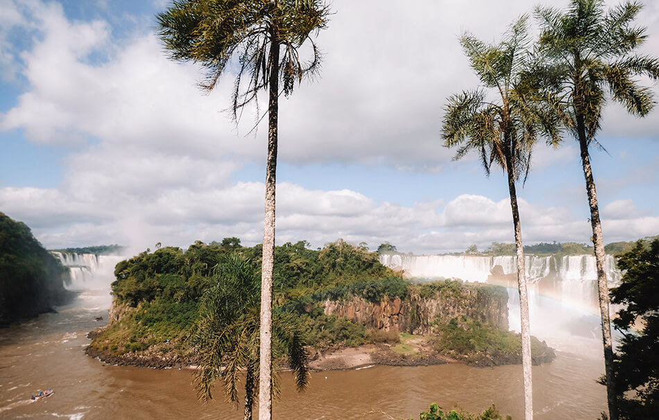 Iguaçu Falls National Park Brazil