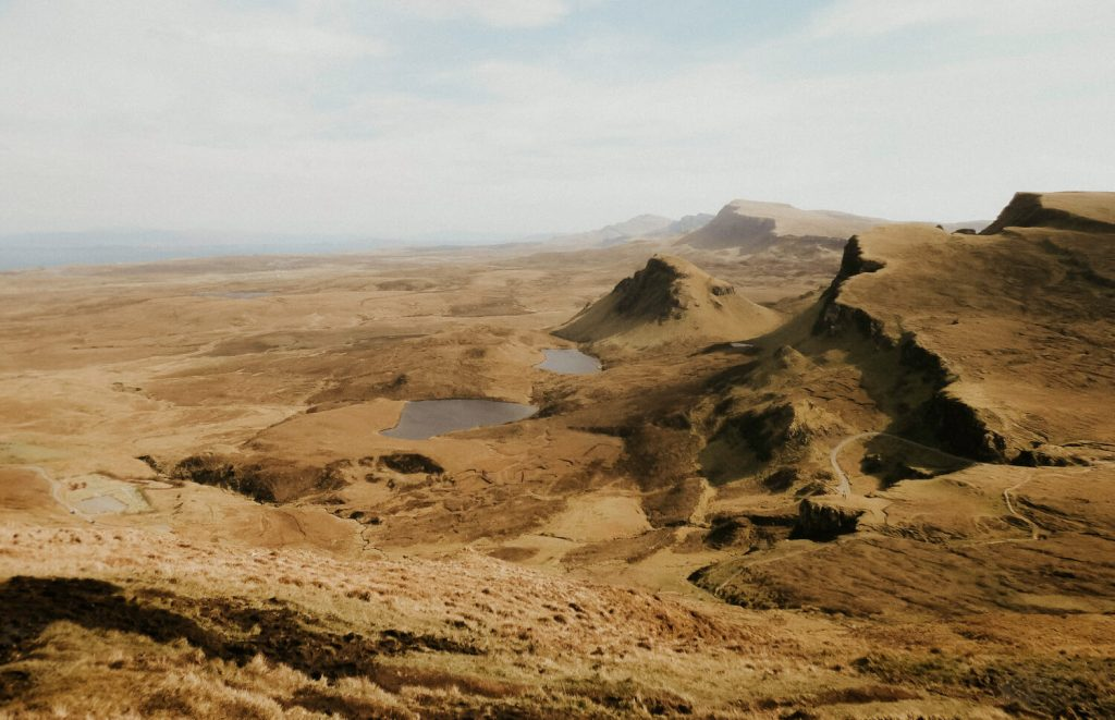 One of the besting things to do on the Isle of Skye is hiking the Quiraing