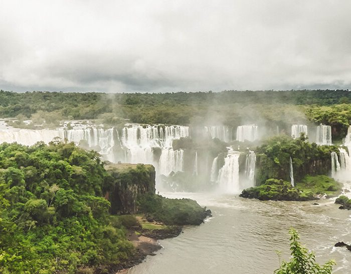 A breathtaking 3 to 4 week Brazil itinerary