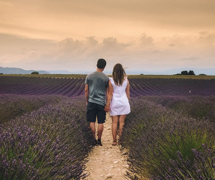 Lavender fields & dreamy villages in the Provence, France