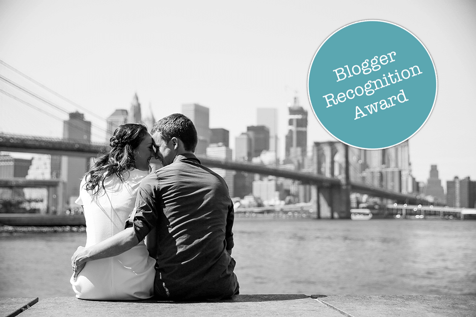 Nominated for the Blogger Recognition Award 2017!