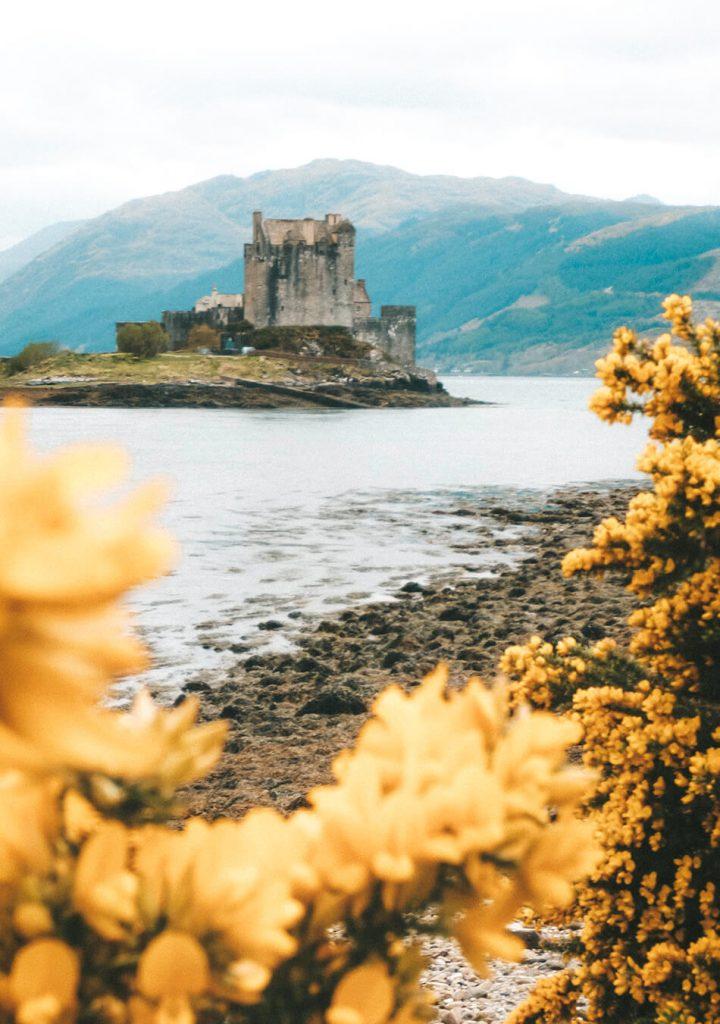 Eilean Donan Isle of Skye