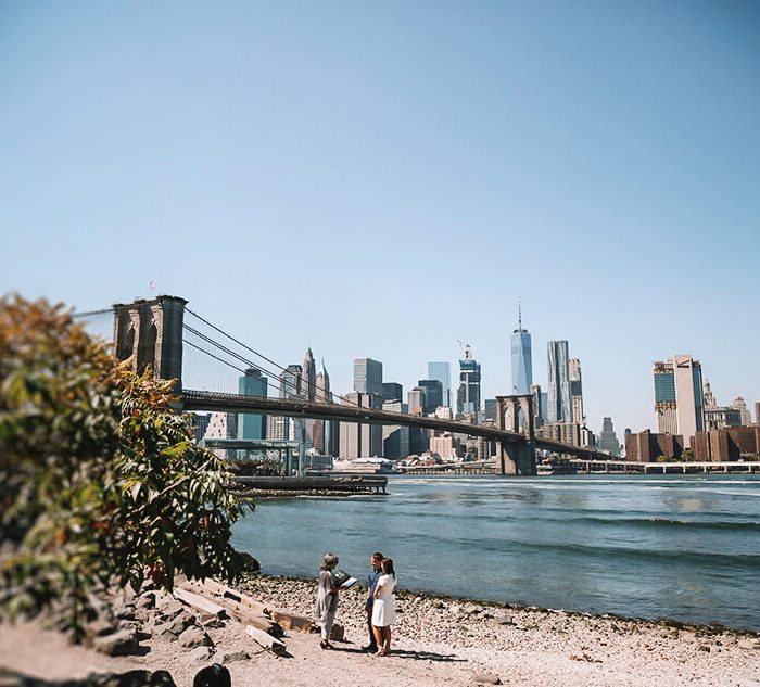 Why we eloped: our New York wedding