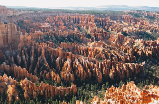 Bryce Canyon National Park hoodoos