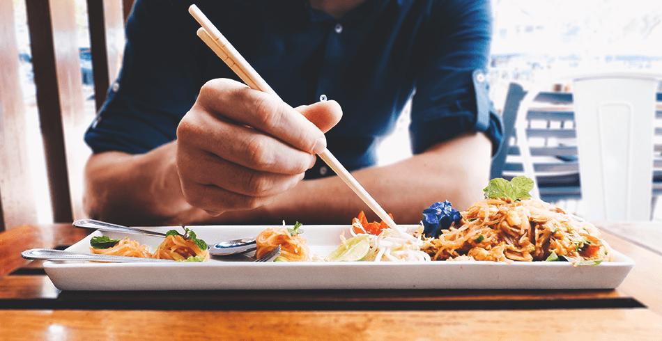 Luang Prabang food