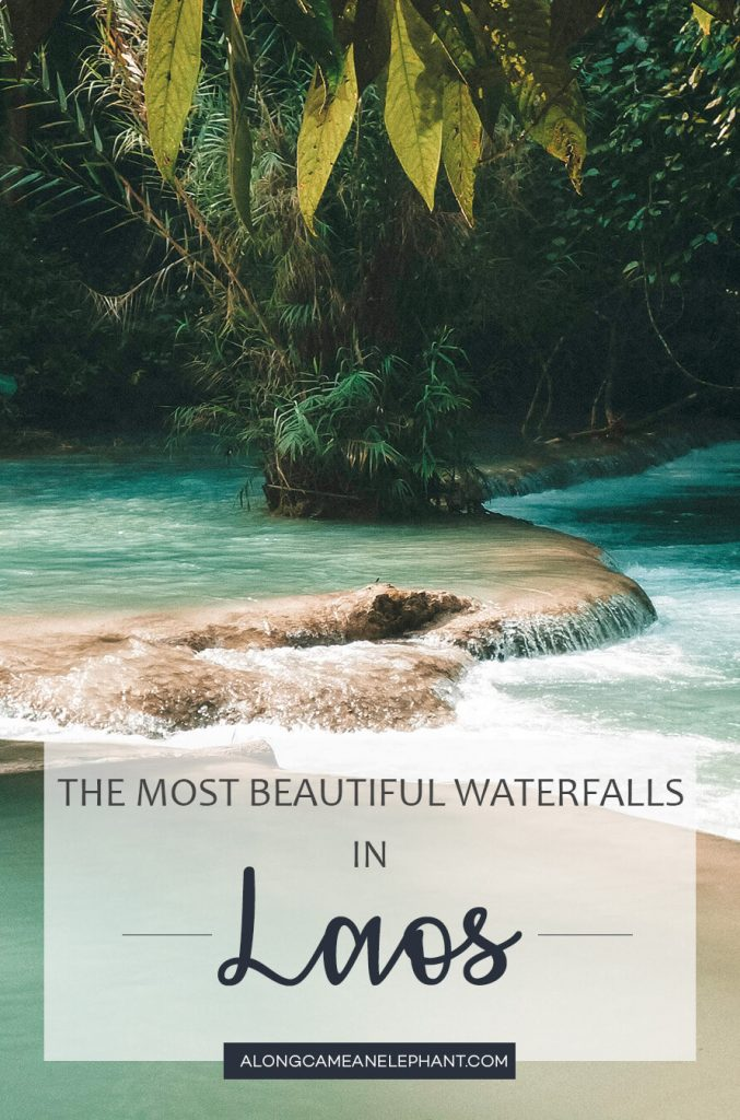The 5 most beautiful waterfalls you just can't miss in Laos