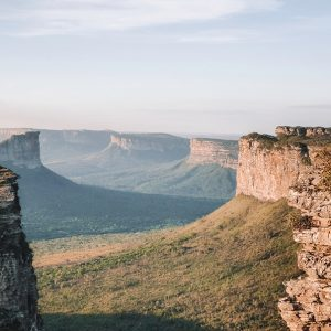 Table Mountians in Chapada Diamantina National Park, Brazil