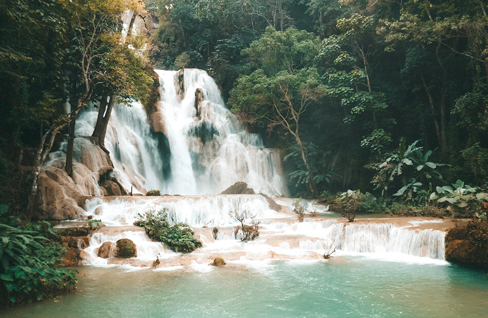 These are the most beautiful waterfalls of Laos you cannot skip while travelling through!