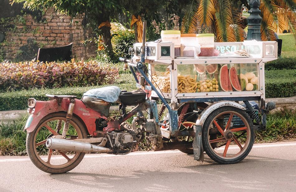 Steetfood-Vientiane-Laos