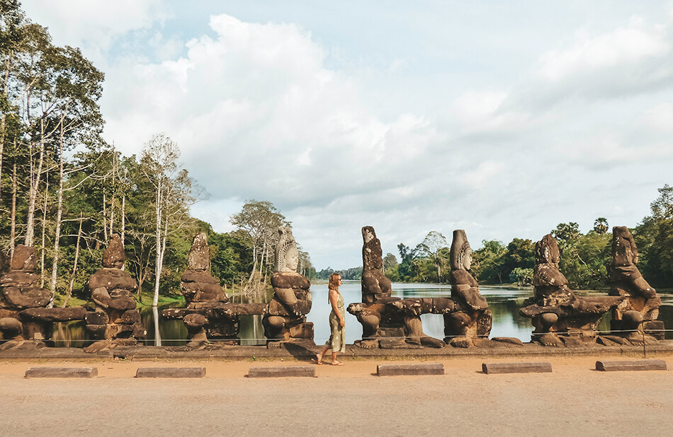 Our 10 day trip to Cambodia was amazing and we only needed to take 4 days off!