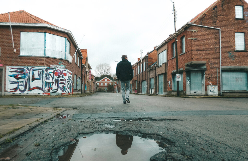 Visit Doel, Belgium's only ghost town
