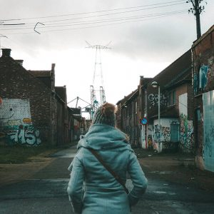 Visit Doel, Belgium's only ghost town