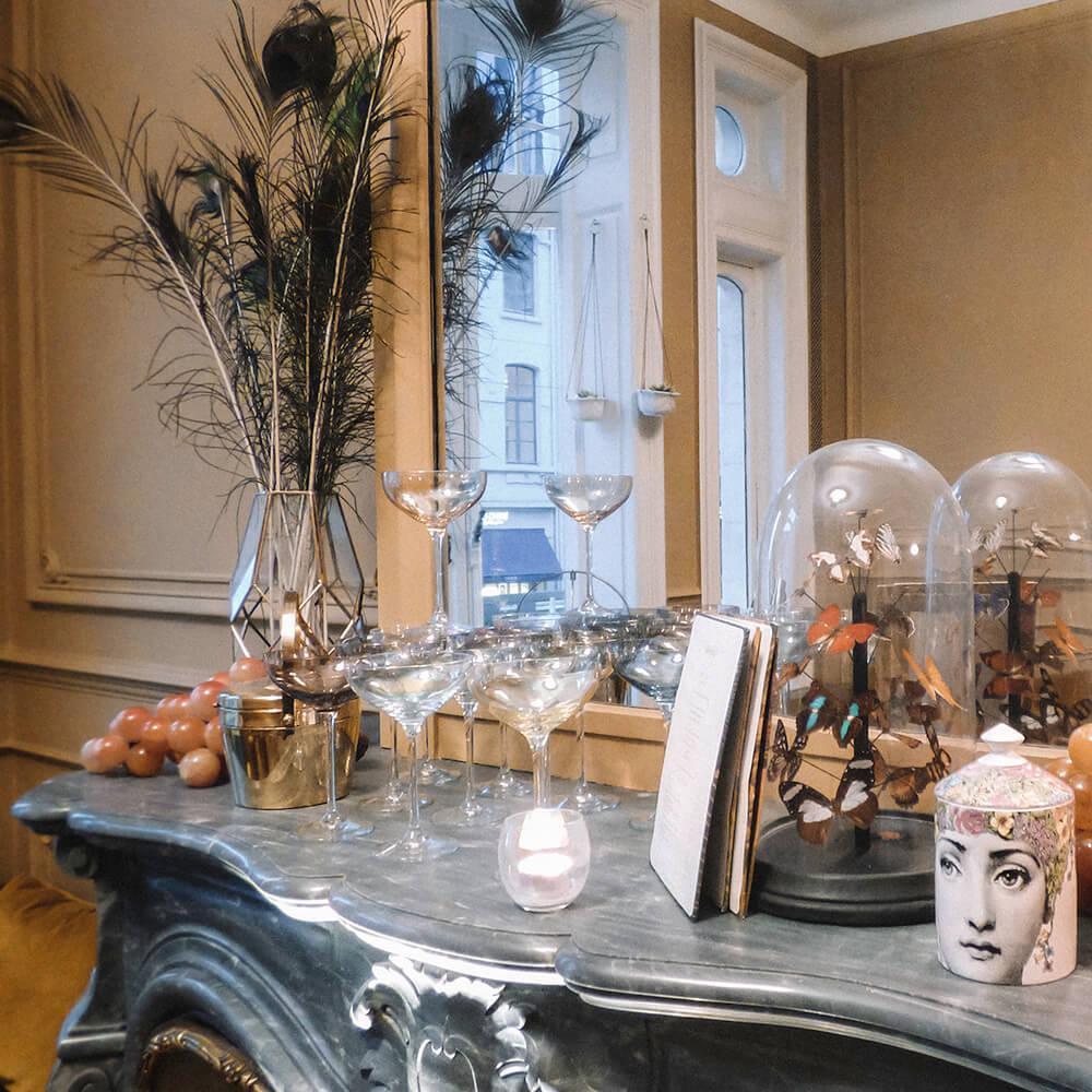 Having high in Antwerp at Cuisinette Domestic