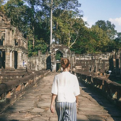 How to go from Don Det to Siem Reap
