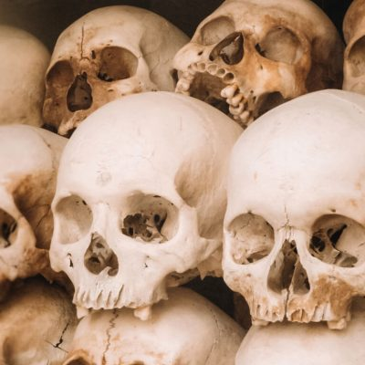 Understanding Cambodia's history at the Killing Fields and S21 Prison