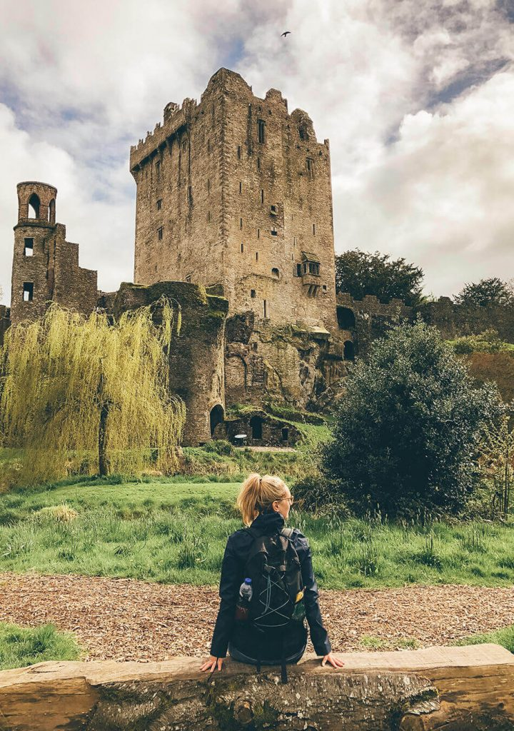 Visiting Blarney Castle without the crowds!