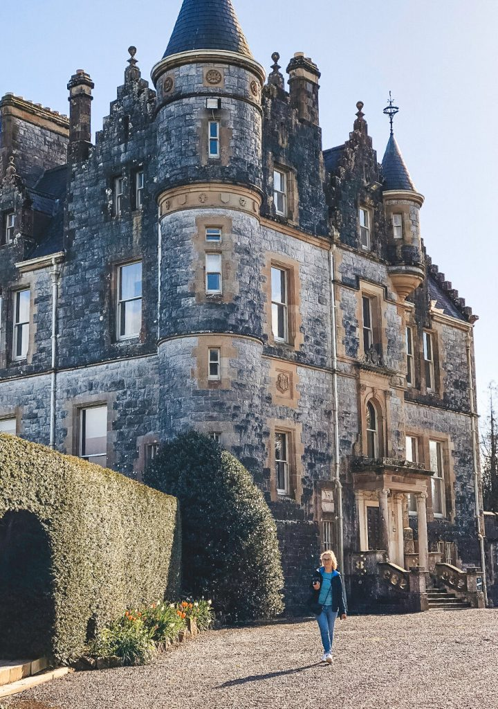 Discovering the gardens around Blarney House and Blarney Castle