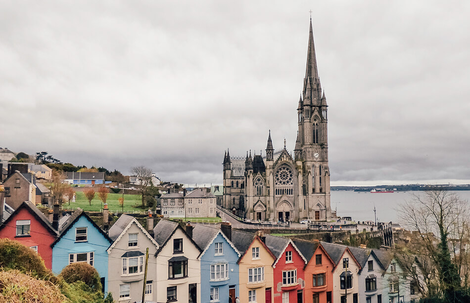 1 day in County Cork: Cobh and Blarney Castle