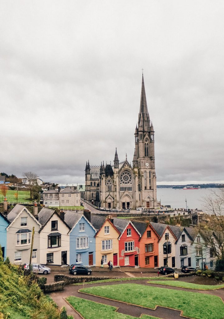 San Francisco feels in Cobh!
