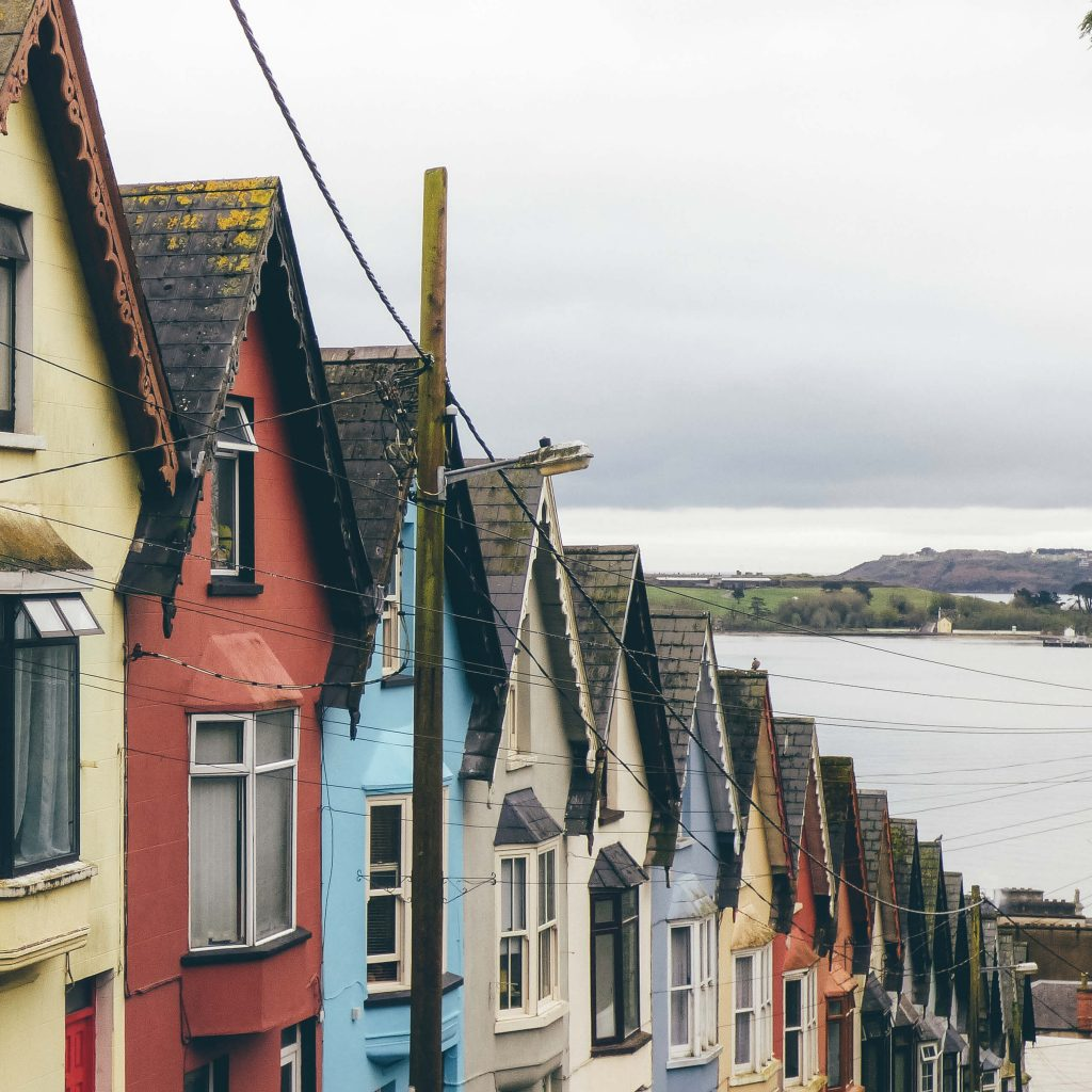 Cobh's very own Painted Ladies