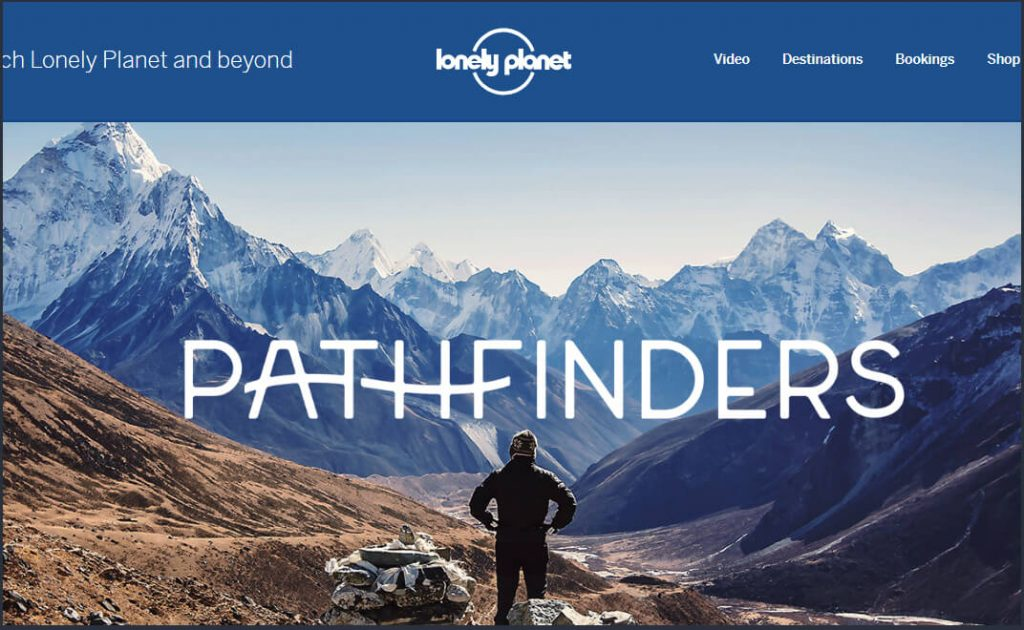Lonely Planet Pathfinders Top Posts April 2018