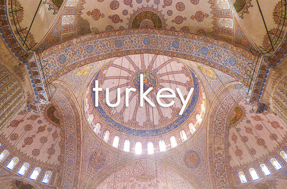 All our post about Turkey