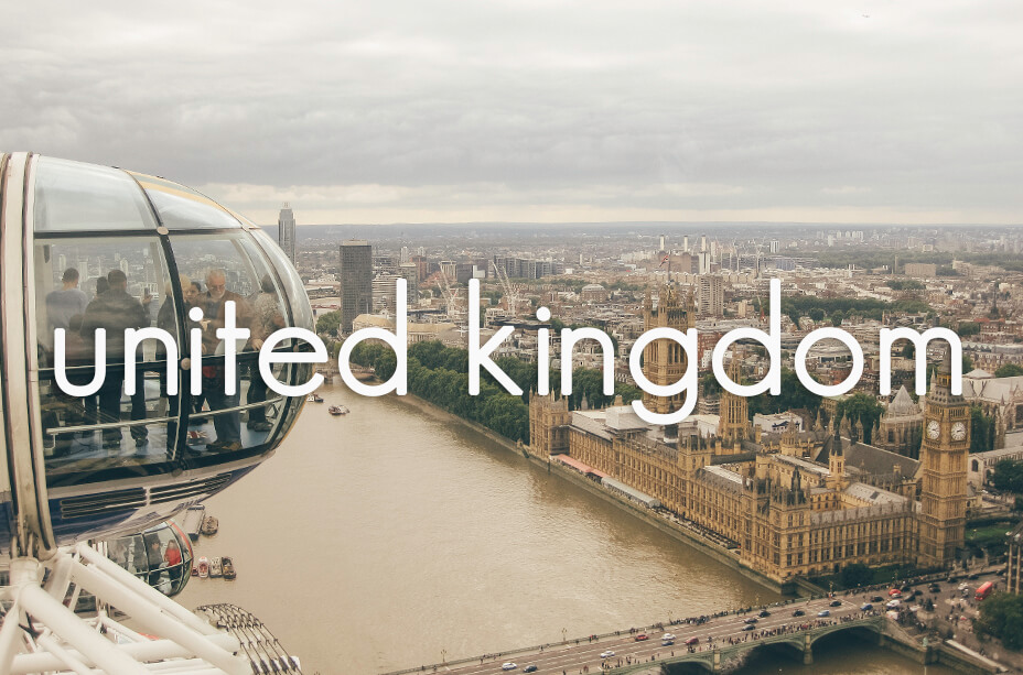All our post about The United Kingdom