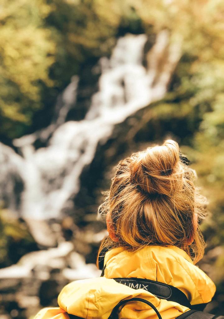 Chasing waterfalls at Killarney National Park