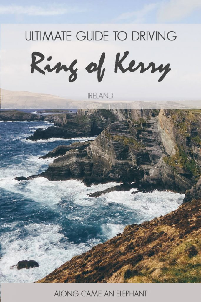 The ultimate guide on driving the Rong of Kerry in Ireland. Includes 6 fun things to do along the way which are almost entirely free! #ringofkerry #roadtrip #ireland #countycork #kerrycliffs #killarney #kenmare #killarneynationalpark