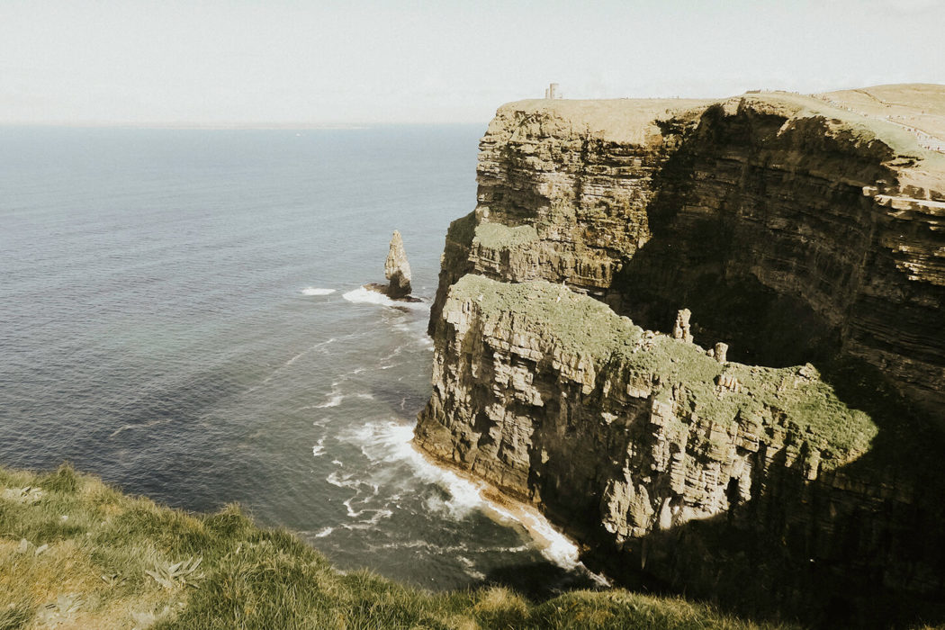 Fall in love with Ireland at the Cliffs of Moher