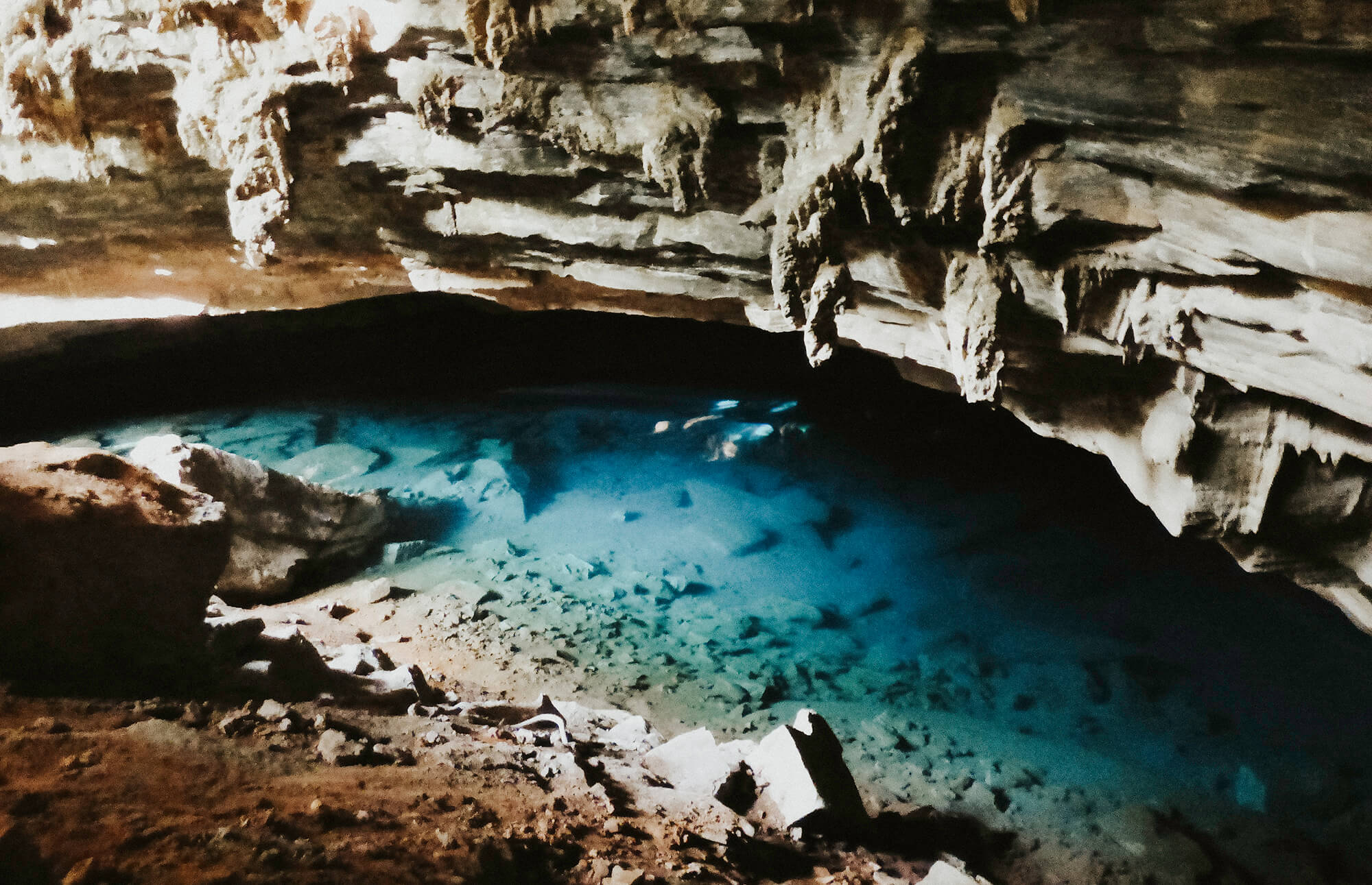 Plenty of time to explore Chapada Diamantina on our 3 to 4 week Brazil itinerary!