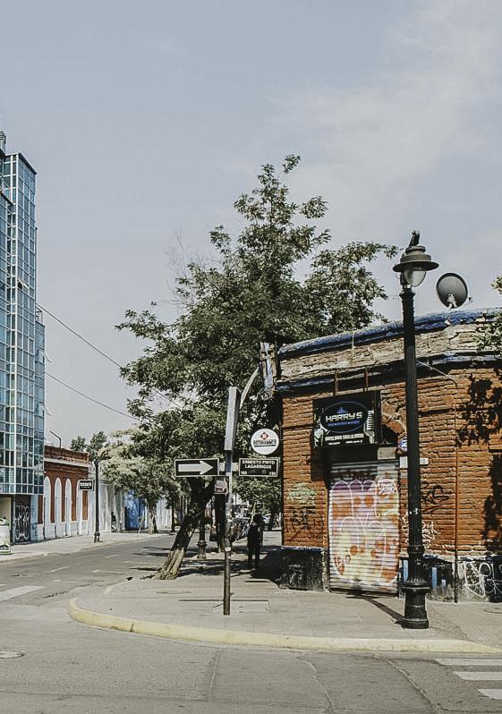 Bellavista streets