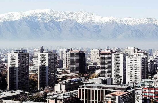 Things to do in Santiago de chile: walking tour