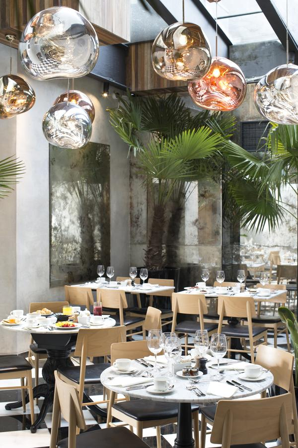 Where to stay in Santiago, Chile: Hotel Magnolia