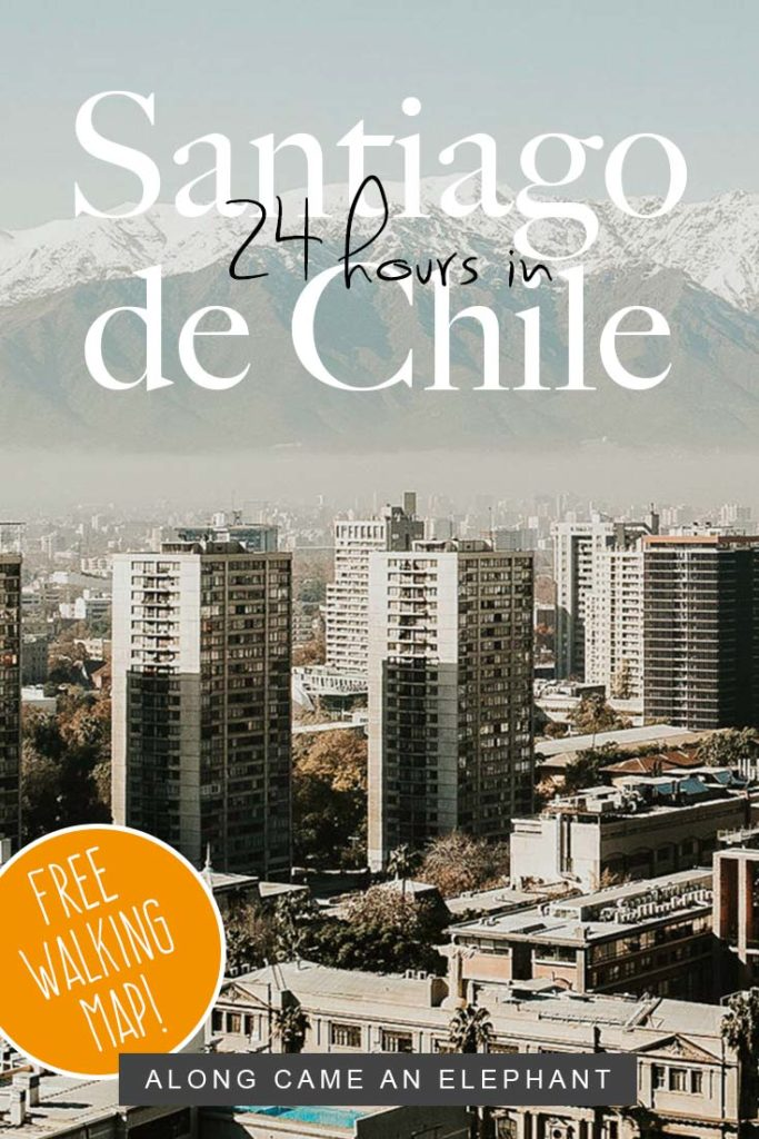 The perfect itinerary to Santiago, Chile. Things to do, the best food, where to eat and drink, what attractions to visit and much more. Visit one of the hottest destinations while traveling Chile and discover it all with this Santaigo Chile travel guide! #Chile #southamerica #travel