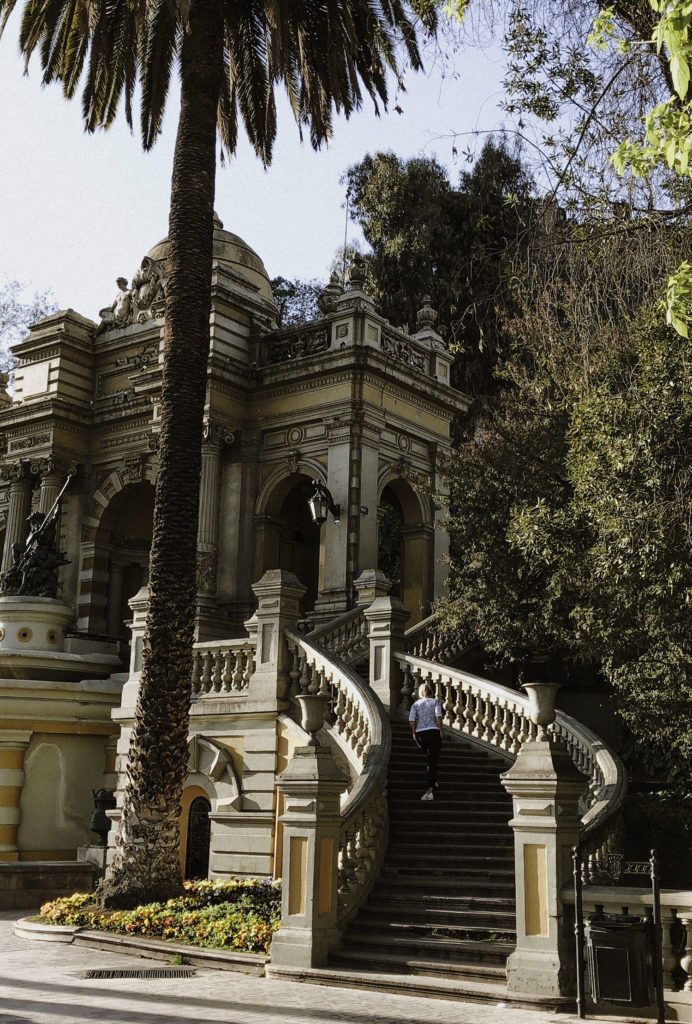 Best places to stay in Santiago, Chile