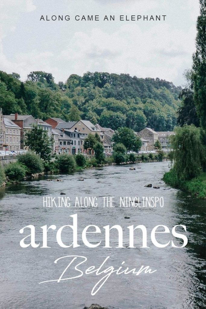 A perfect day trip from Brussels to the Belgian Ardennes: hiking along the Niglinspo, a local's favourite!