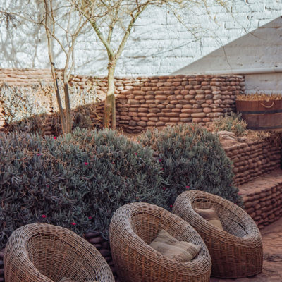 Staying at Terrantai Lodge in San Pedro de Atacama