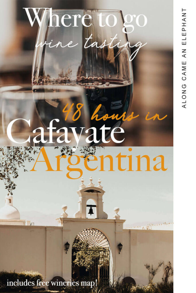 How to explore the best Cafayate wineries and vineyards on foot and by bike. Pick the most superb Argentina wine tours and taste its famous Torrontes! This northern Argentina travel guide includes the best wineries for wine tastings.