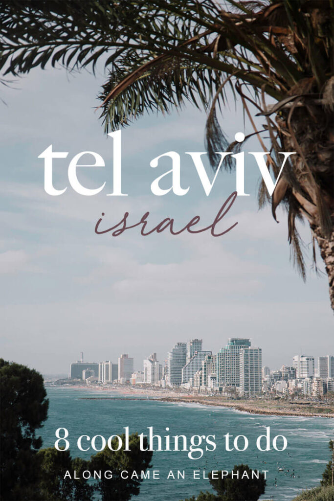 Looking for the best things to do in Tel Aviv? Visit the best of what the coolest city in the Mediterranean has to offer with this Tel Aviv travel guide!