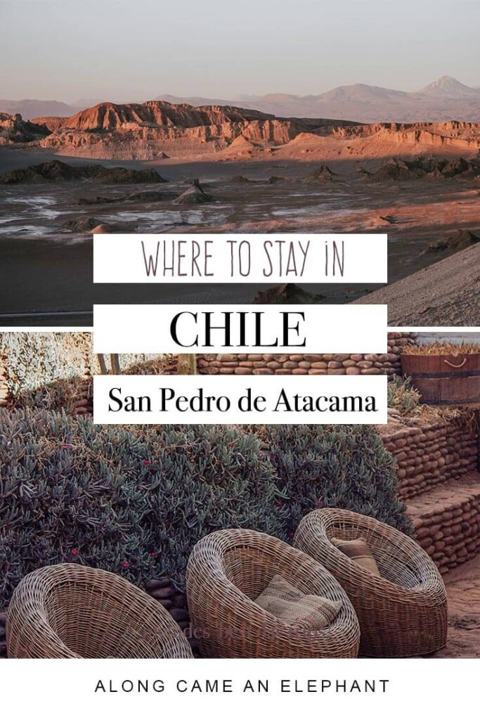 Looking where to stay in the San Pedro de Atacama, Chile? Read our complete review of staying at Terrantai Lodge. The ideal hideout in the Atacama Desert!