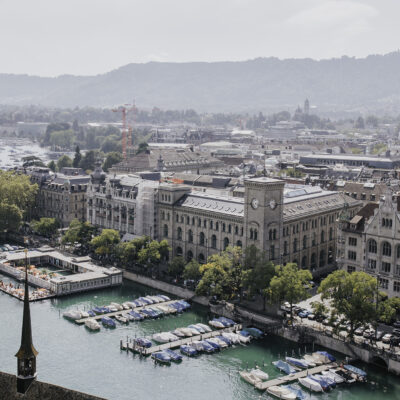 Exploring Switzerland's most exciting metropolis: how to spend one day in Zürich