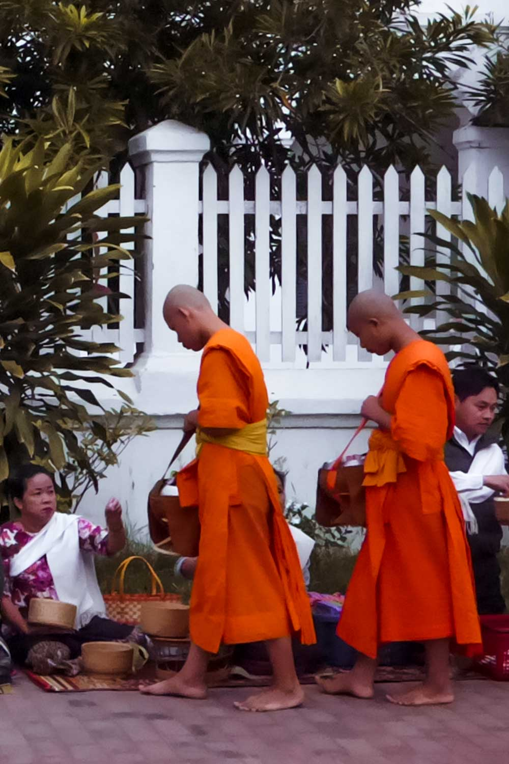 Luang Prabang is the highlight of any Northern Laos itinerary
