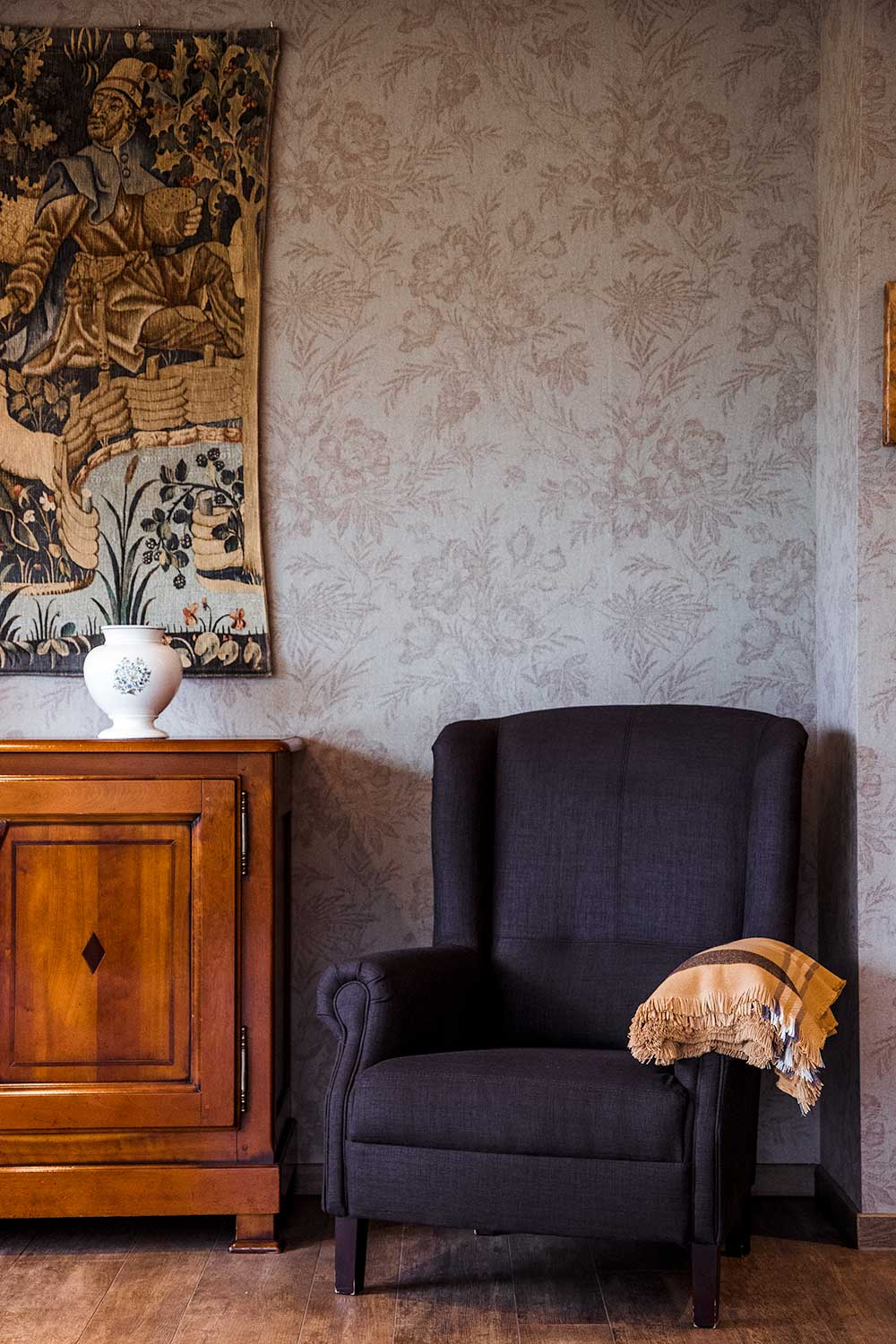 Cozy scenes at B&B Gaussignac to spend a unique Autumn weekend break in the Ardennes