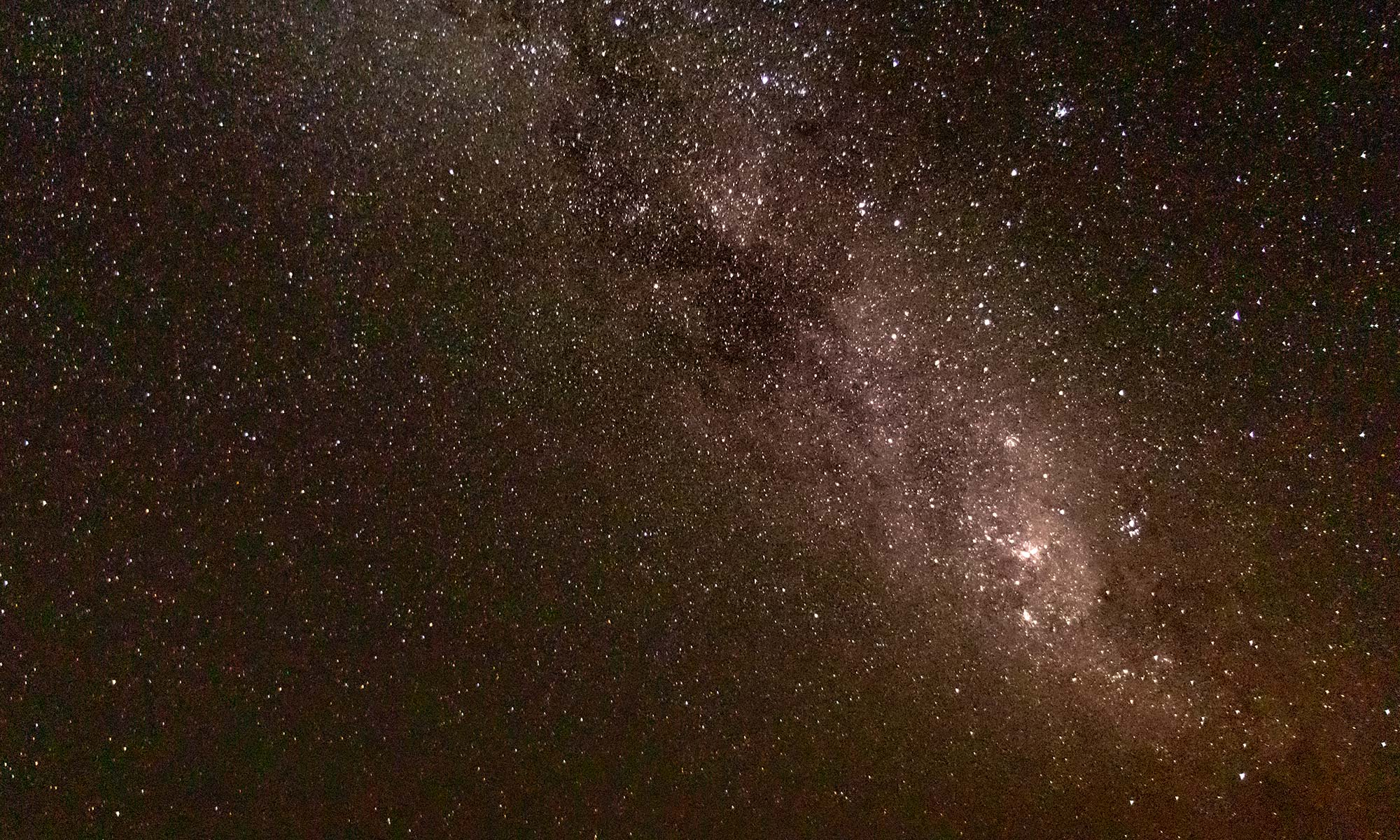 Stargazing and looking for the Milky Way is one of the most amazing things to do in Sossuvlei.